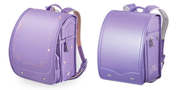 ランドセル 紫 パープル