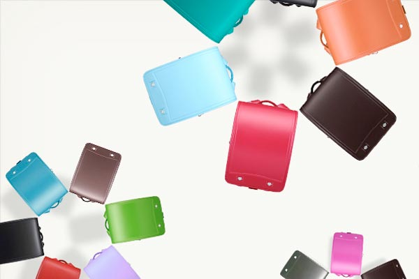 黒川鞄工房 ランドセルの機能|カラーリング
