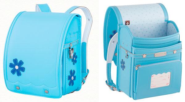 水色のランドセル|山本鞄